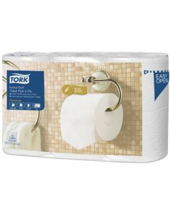 TORK royale  (4 laags extra soft)  7x6 rollen  (11 04 05) T4