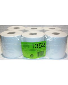 MIDI ROL NEUTRAAL  1laags, 6x320m (1352) cellulose, 6 rollen