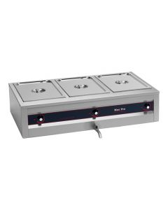 Max Pro, bain-marie, GN 3/1 - 200 mm