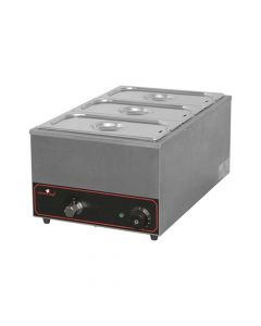 CaterChef, bain-marie, GN 3 x 1/3 - 150 mm