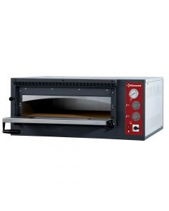 Diamond, pizzaoven 2 kamers (2x4), type Rustic Line
