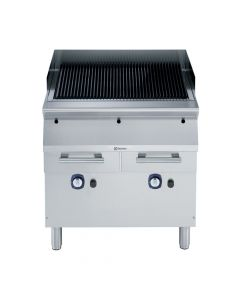 Electrolux Professional, charcoalgrill 2 zones, 700XP