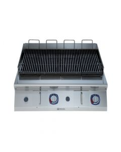 Electrolux Professional, gasgrill HP 2 zones, 700XP