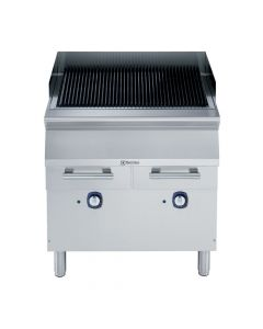 Electrolux Professional, grill, 2 zones, vloermodel, 700XP