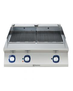 Electrolux Professional, HP grill, 2 zones, 700XP