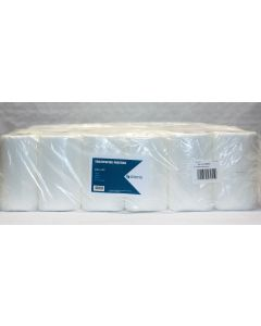 TOILETPAPIER 2 laags  400 vel  recycled wit, 10x4 st